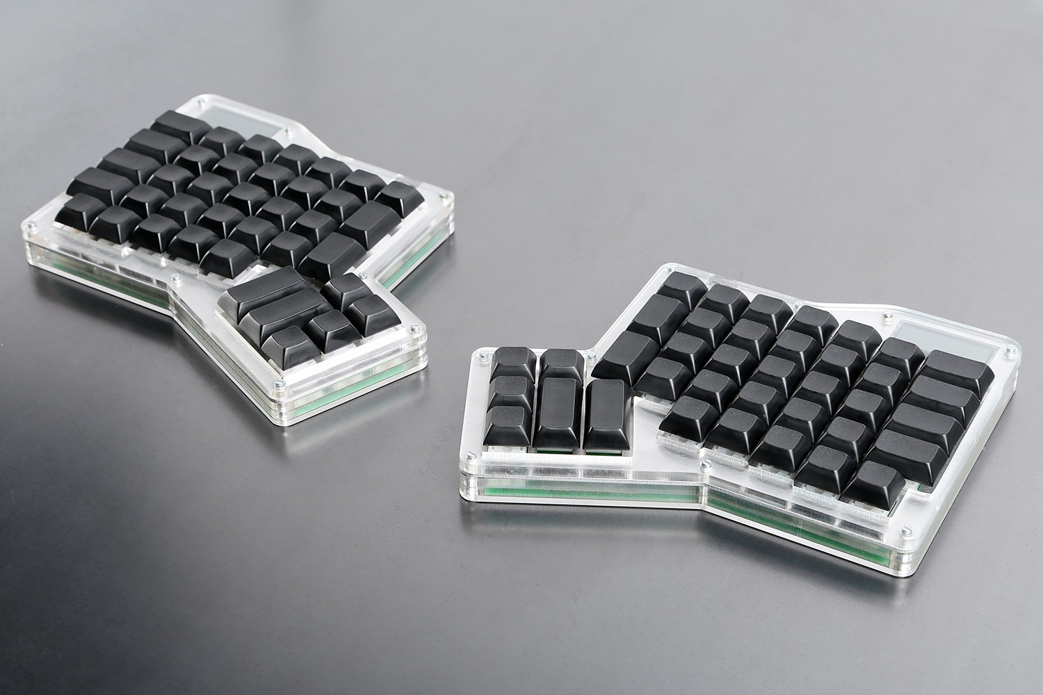 infinity ergodox mechanical keyboard